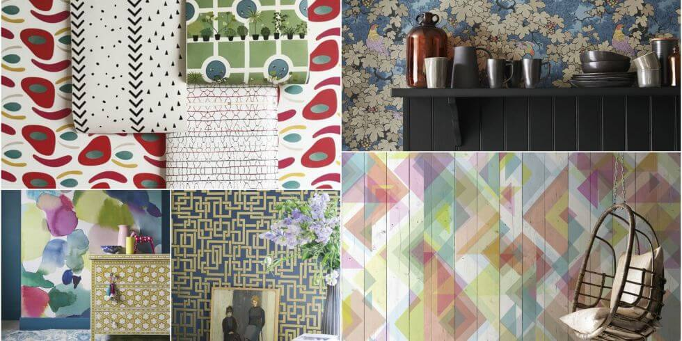 Wallpaper trends for 2917